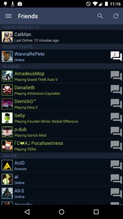 Steam мобильная версия - фото 3