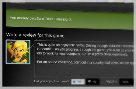 how to find your games on steam